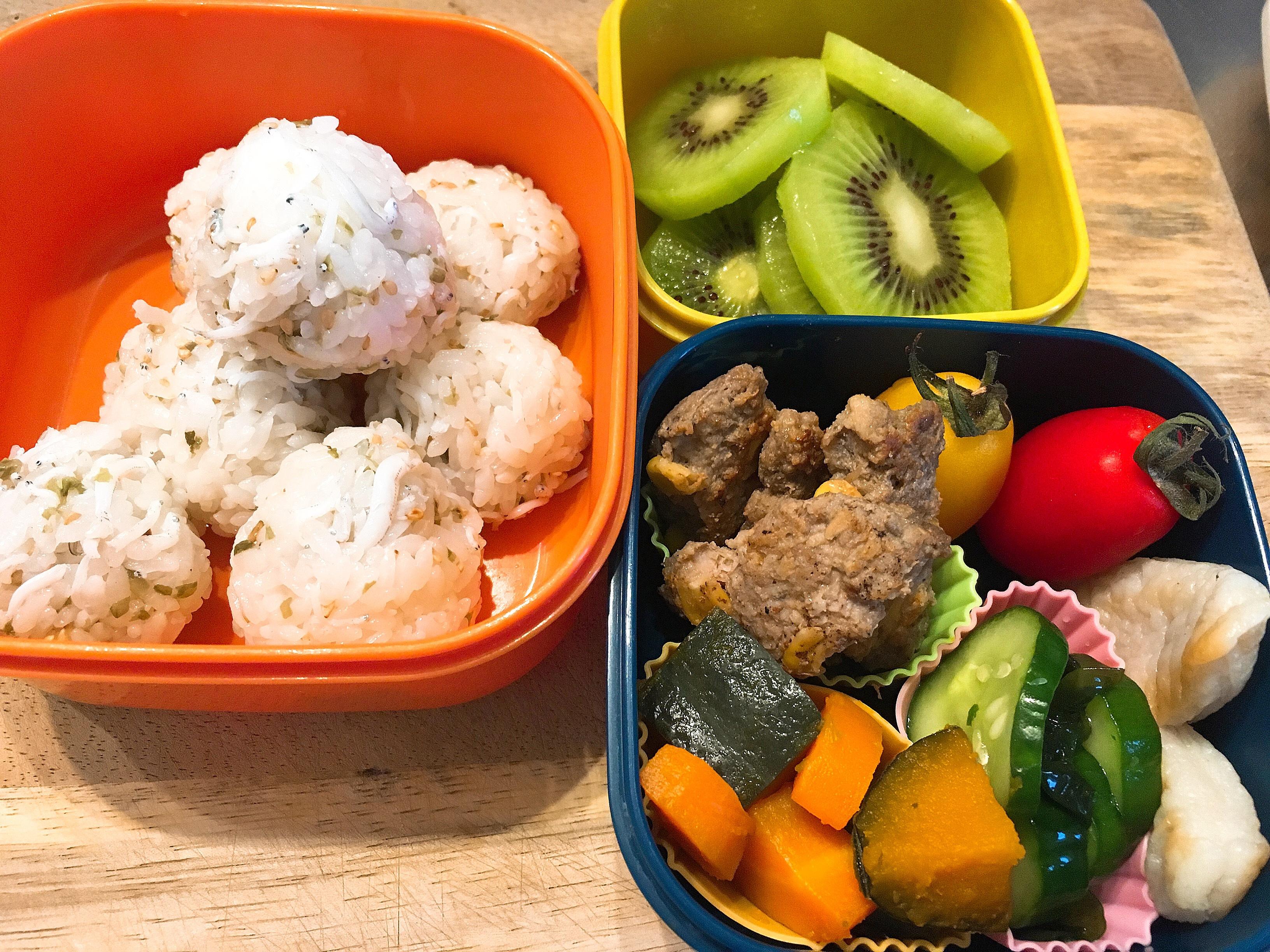 【1歳のお弁当】保育園のお弁当の日、どんなお弁当を持っていったか公開!