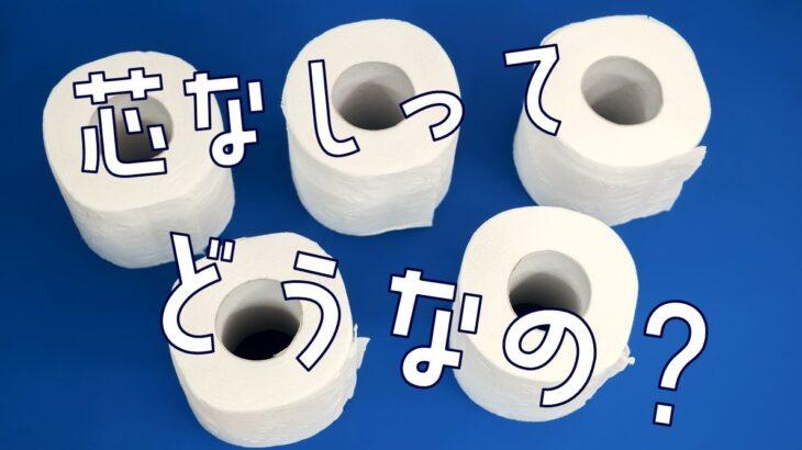 トイレットペーパーは芯なしが定番に!5年以上使って感じるメリット